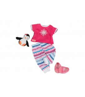 Our Generation poppenkleding-set Snow Adorable