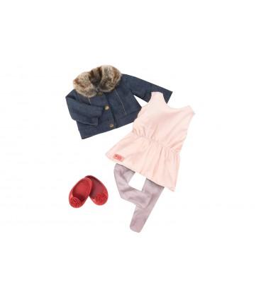 Our Generation poppenkleding-set Just fur you