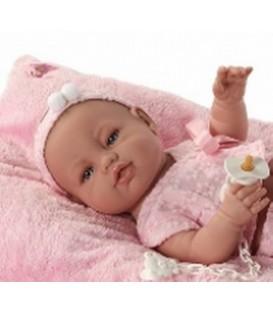 Berbesa pasgeboren pop roze