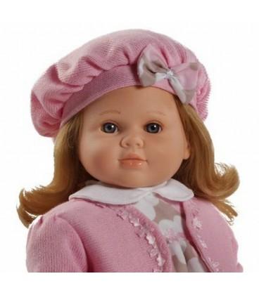 Berbesa pop Carla roze 52 cm