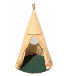 Mamamemo Grote Teepee Indianen Tent