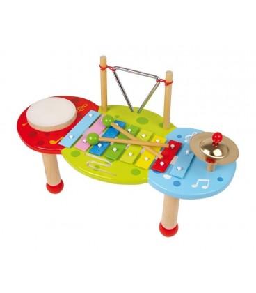 Muziektafeltje