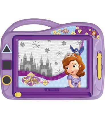 Clementoni Magnetisch Tekenbord - Sofia het Prinsesje