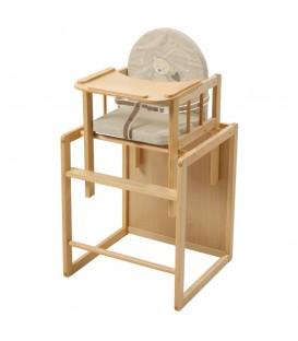 Roba kiderstoel en tafel combinatie