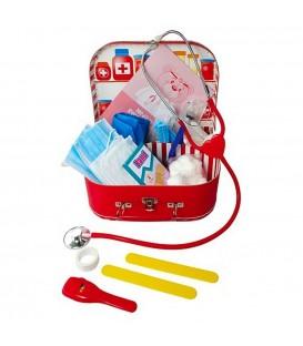 Simply for Kids  Dokterskoffer met werkende instrumenten