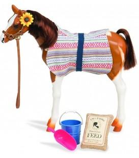 Our Generation Veulen Pinto Paso Foal paard
