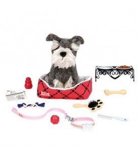 Our Generation poppen Pet Care Playset