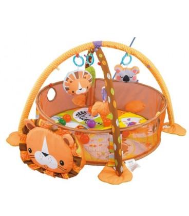 Baby speelkleed met 30 ballen en verschillende activiteiten