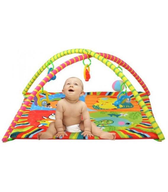 Baby speelkleed, activiteiten en speelboog
