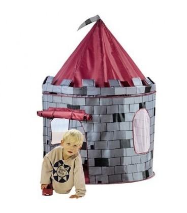 Stoere speegoed tent kasteel