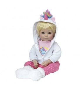 Adora Toddler Time Baby Rainbow Unicorn