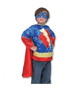 Superheld kostuum - Melissa & Doug