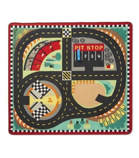 Speelkleed racecircuit foto 1