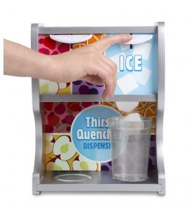 Houten frisdrank dispenser | Melissa and Doug