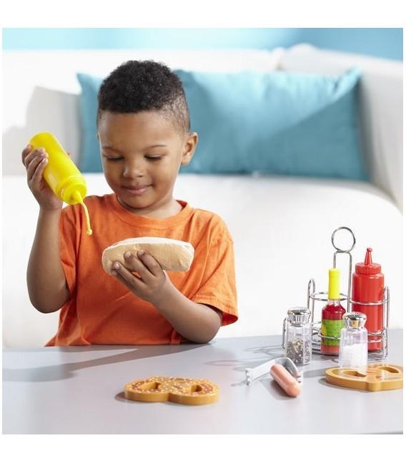 Speelgoed eten | peper, zout en sausjesset foto 2