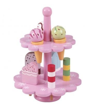 ijsstandaard| houten speelgoed | Jumini