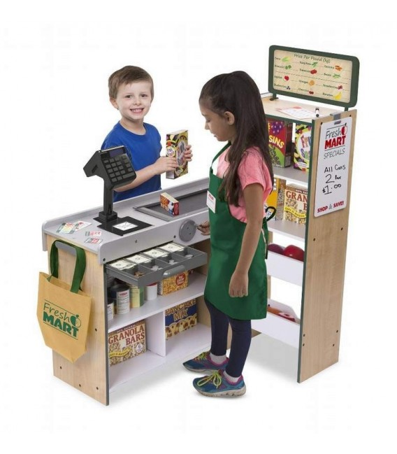 Melissa and Doug Fresh Mart Grocery Store foto 8