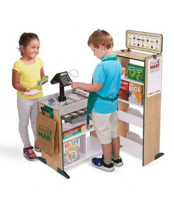 Melissa and Doug Fresh Mart Grocery Store foto 3
