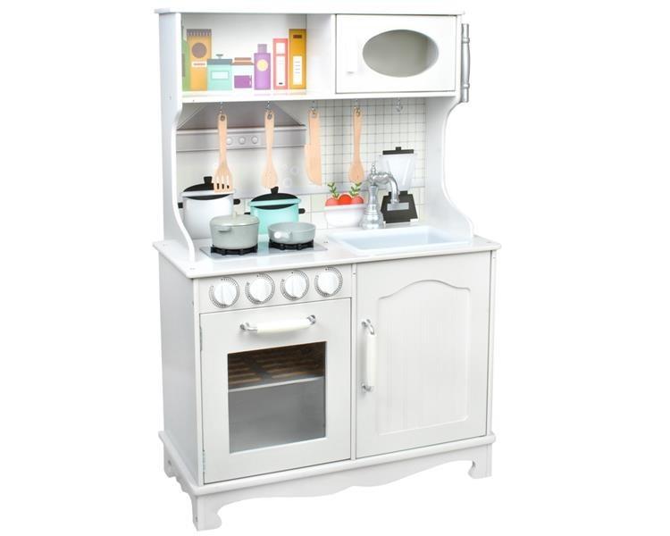 Speelgoed Keuken Hout : Speelgoed keuken houten speelgoed keuken met pannen s k toys