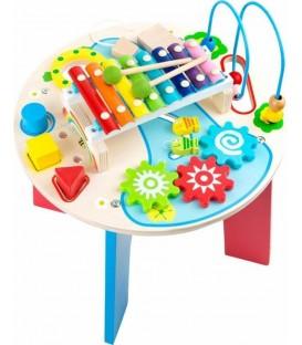 activiteiten tafel met xylofoon foto 1