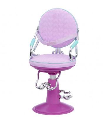Our Generation Kappersstoel  Lila | Tijdelijk verkrijgbaar