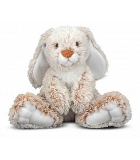 Knuffel konijn met hangoren | Zachte knuffel | Melissa & Doug