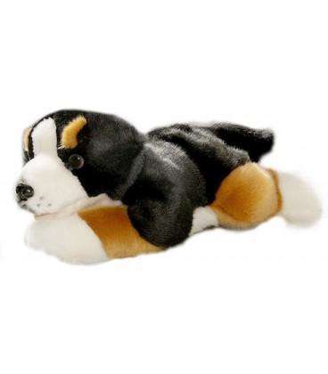 Knuffelhond Berner Sennen Pup | Liggend 29 Cm | Bicolini