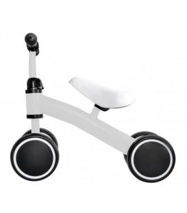 Loopfiets mt 4 wielen ✅ kleur wit ✅ foto 1