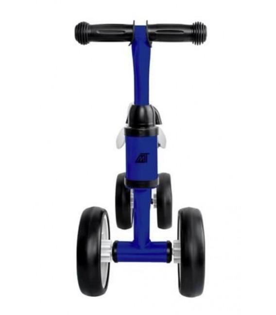 Loopfiets met 4 wielen | kleur Blauw | foto 2