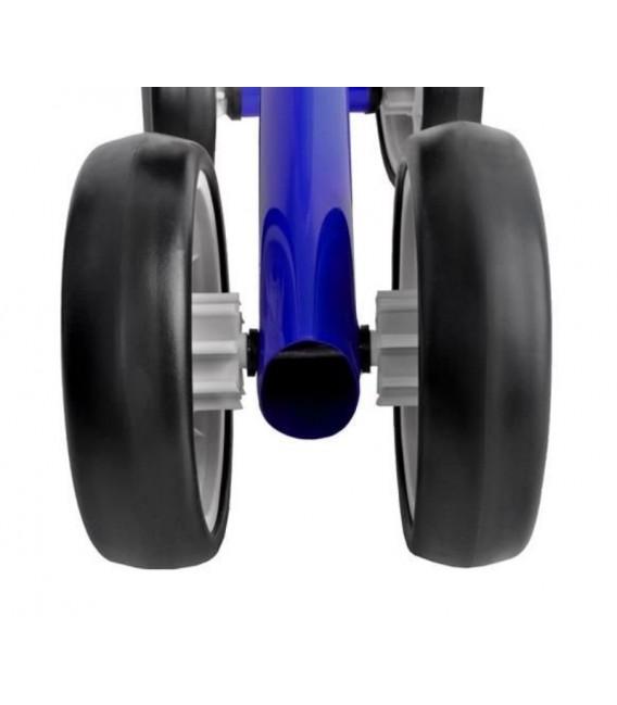 Loopfiets met 4 wielen | kleur Blauw | foto 4