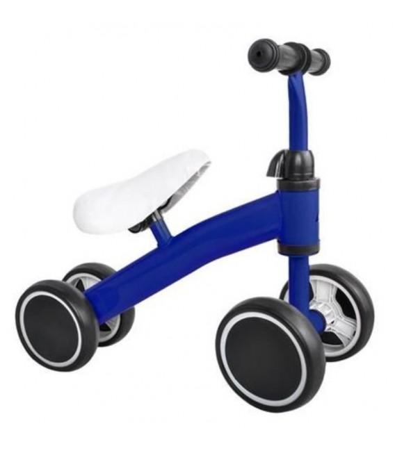 Loopfiets met 4 wielen | kleur Blauw | foto 6
