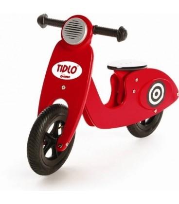 Rode Retro Scooter