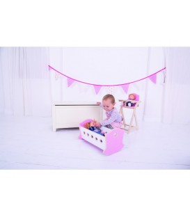 Adora Pop Amy | met extra gebreid jurkje | ToddlerTime pop