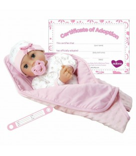Adora Adoptie Baby Hope 40cm