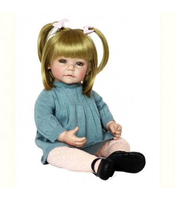 Adora Pop Amy   met extra gebreid jurkje   ToddlerTime pop