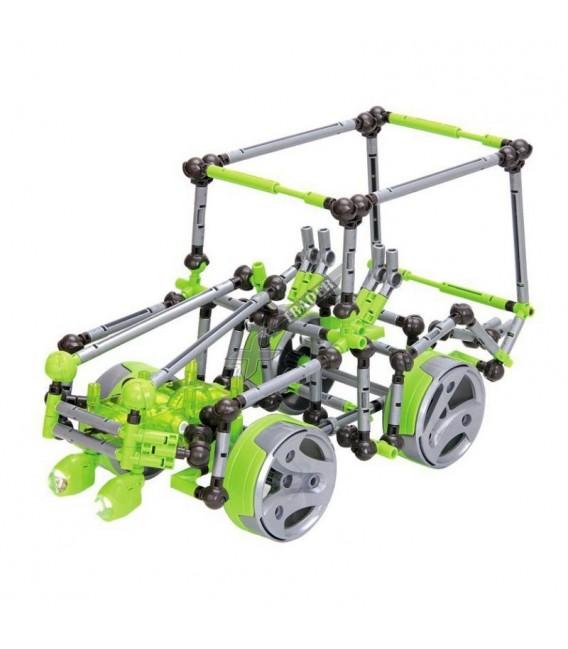 Block Intellect - Struxx wheels (Model 252-3)
