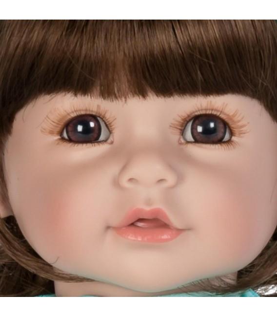 Adora pop Sleepy Turtle | Levensechte pop | Adora Toddlertime collectie