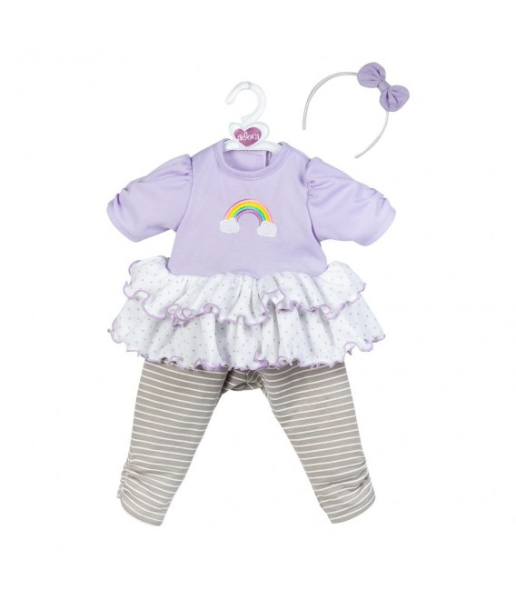 Adora pop Over the Rainbow| Levensechte pop | Adora Toddlertime collectie