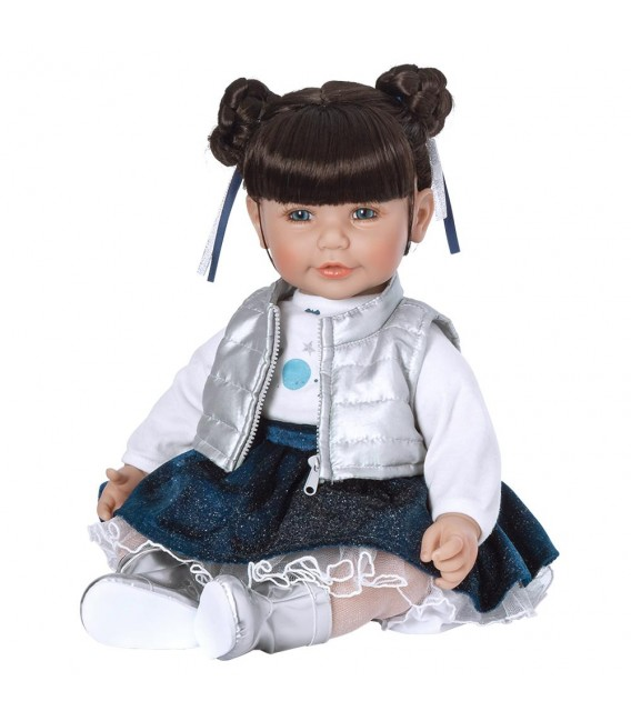 Adora pop Cosmic Girl | Levensechte pop | Adora Toddlertime collectie