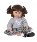 Adora pop Preppy | Levensechte pop | Adora Toddlertime collectie