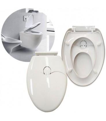 WC Bril met verkleiner – Toiletbril voor Volwassenen en Kinderen | Softclose