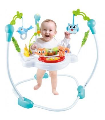 Baby Jumper met geluid en activiteiten