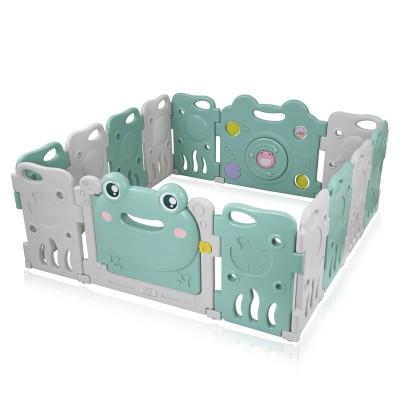 Kunststof grondbox Kikker met 14 elementen