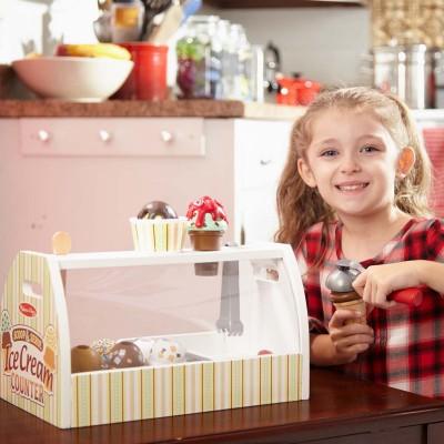 Melissa and doug speelgoed ijsjes f1