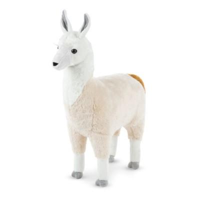 Lama knuffel - grote uitvoering en super zacht