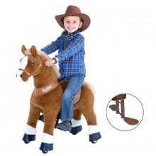 Ponycycle Bruin Paard U324 voor kinderen van 3 tot 5 jaar