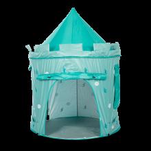 pop-up speeltent | kwaliteit van Mamamemo | Kleur: aqua