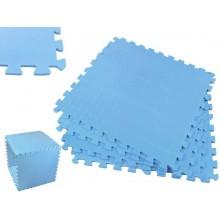 Puzzelmat voor grondbox met dikke tegels