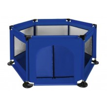 Portable grondbox - plapen - voor op reis - eenvoudig neer te zetten