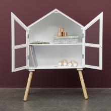 byAstrup Dreamhouse houten poppenhuis/opbergkast